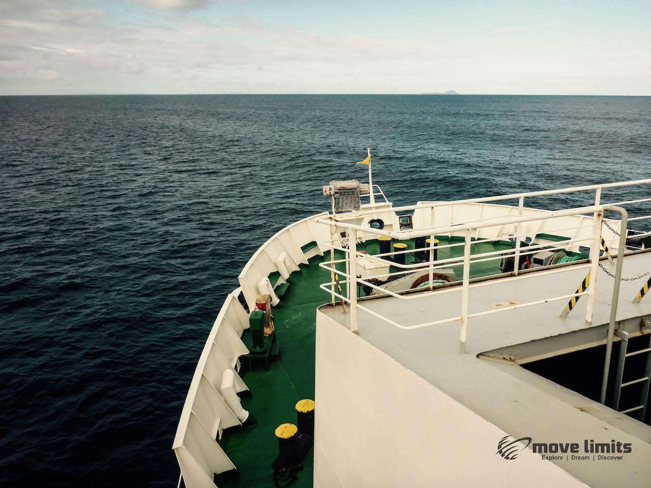 Blick aufs Meer_Kreuzfahrt in Patagonien_movelimits.de