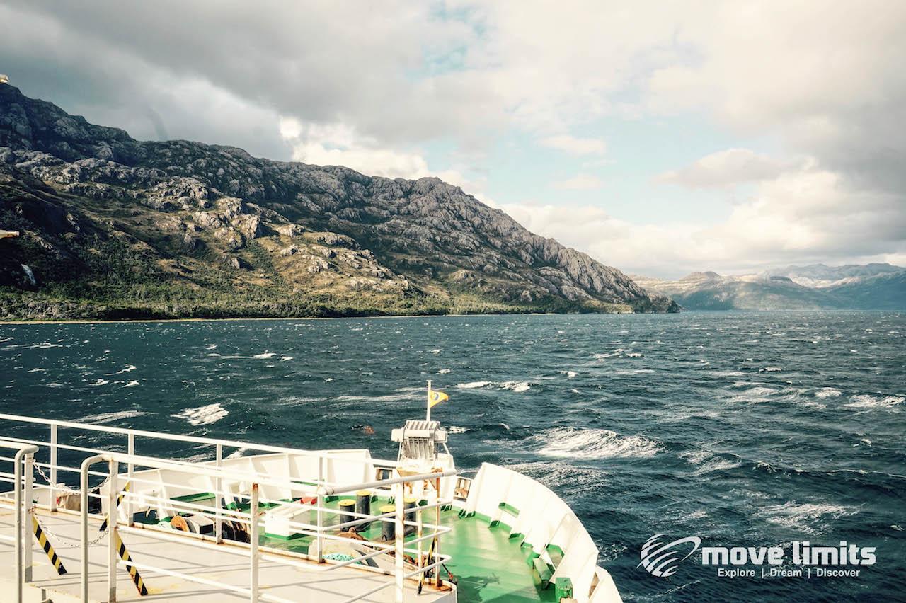 Engstelle_Kreuzfahrt in Patagonien_movelimits.de