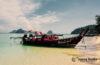 Schnorcheln im Paradies - Krabi Thailand - Longtailboot vor Koh Ngai - movelimits.de