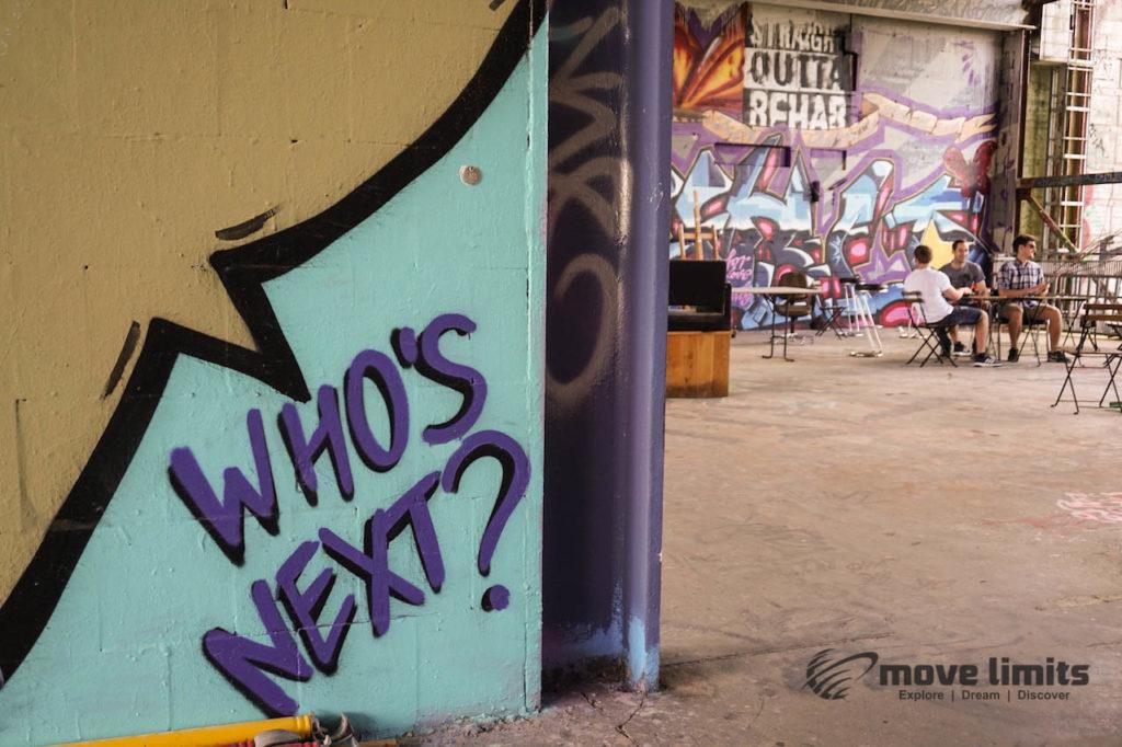 Abhörstation Teufelsberg Berlin - Kalter Krieg und Graffiti - movelimits.de - Next