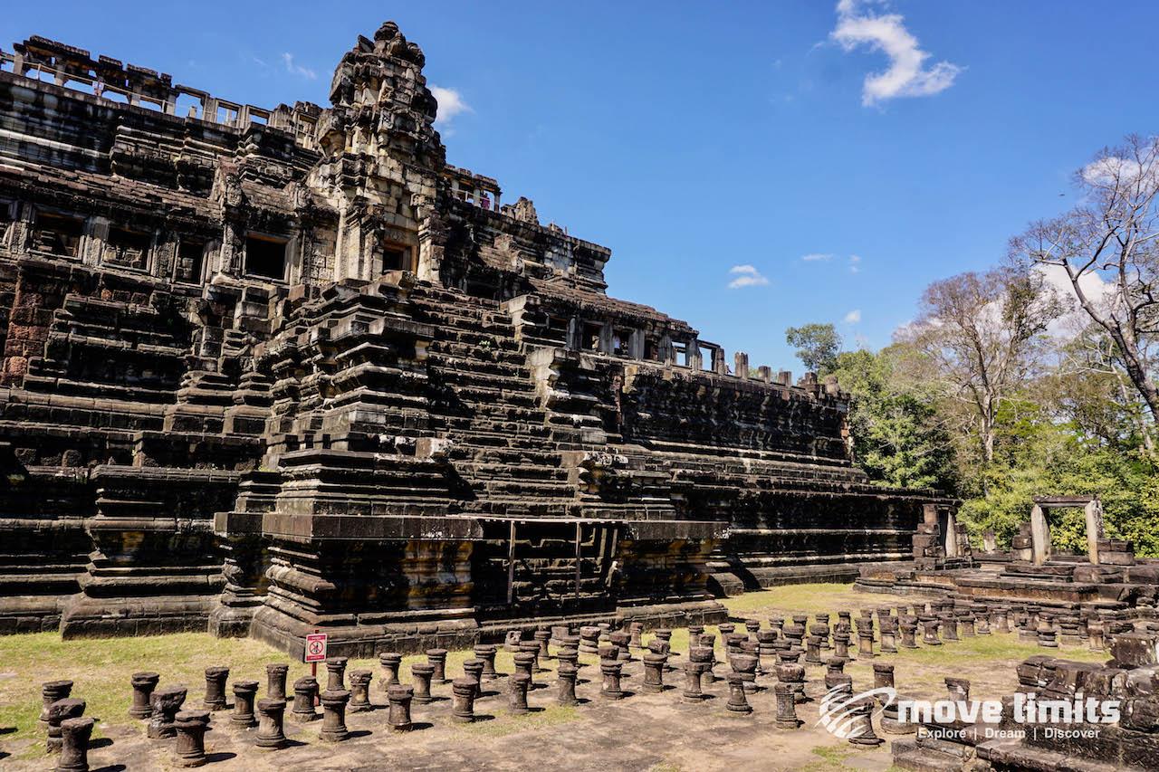 Angkor Thom und Angkor Wat - movelimits.de - Baphuon Tempel_