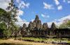 Angkor Thom und Angkor Wat - movelimits.de - Titelbild - Blick auf den Bayon Tempel