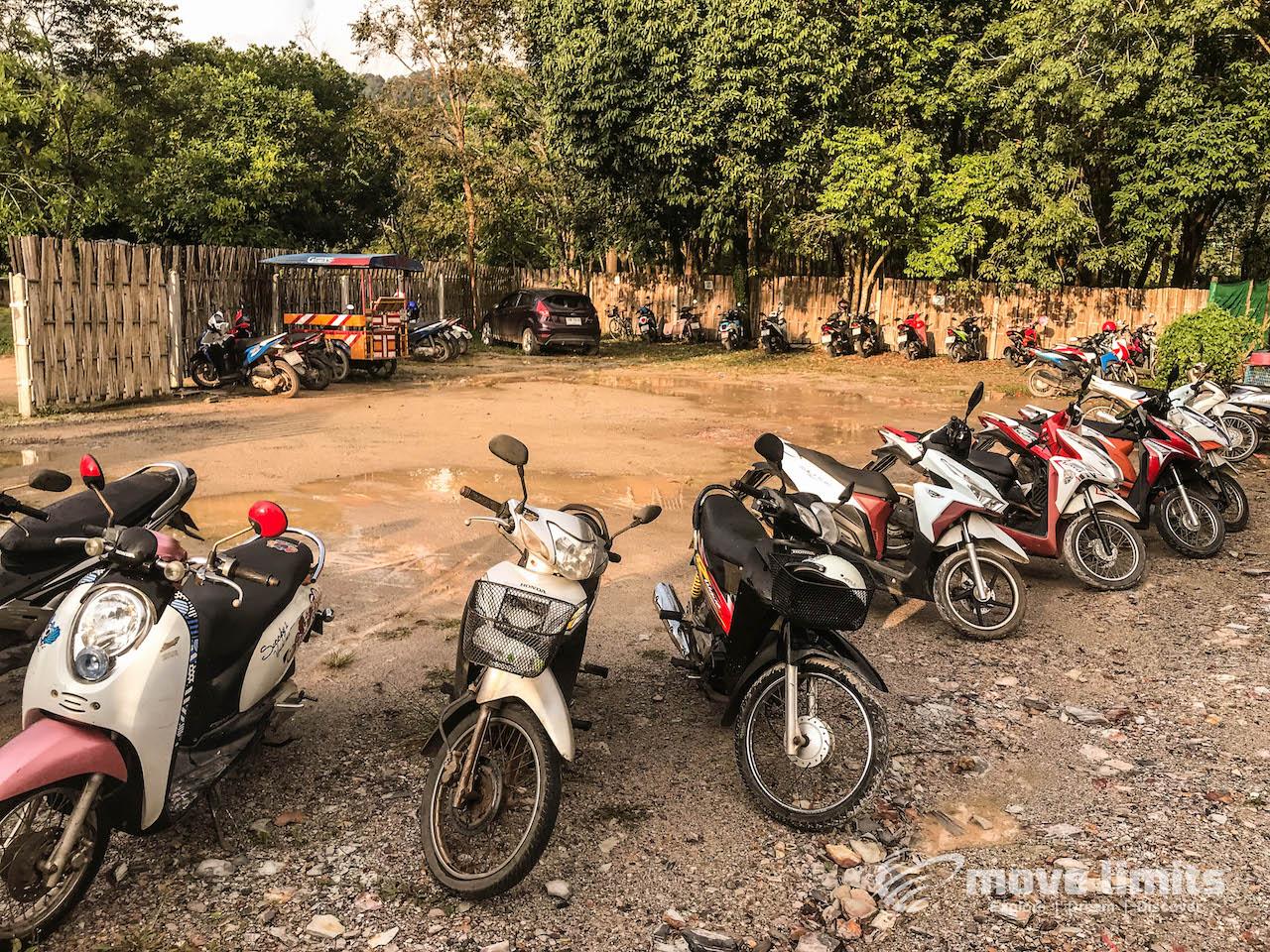 scooter - Remote arbeiten - Auf Koh Lanta bei den Digitalen Nomaden - movelimits.de